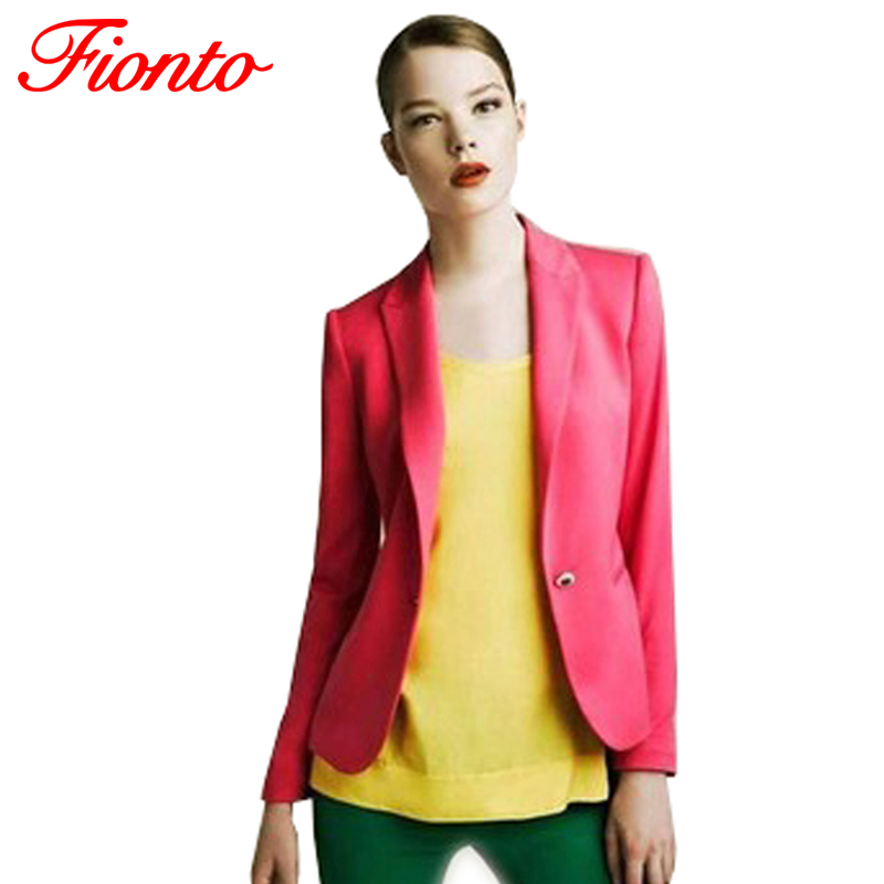 Online Buy Wholesale colored blazers for juniors from China ...
