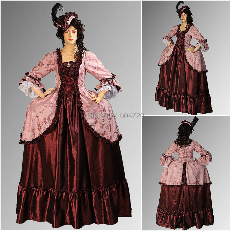 Custom MadeR 766 Vintage Costumes 1860s Civil War Southern