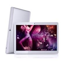 Hot New tablets 4G LTE Octa Core Dual SIM Android 7.0 tablet 10.1 4GB RAM 32GB ROM 1920*1200 HD IPS 8.0MP bluetooth wifi GPS FM