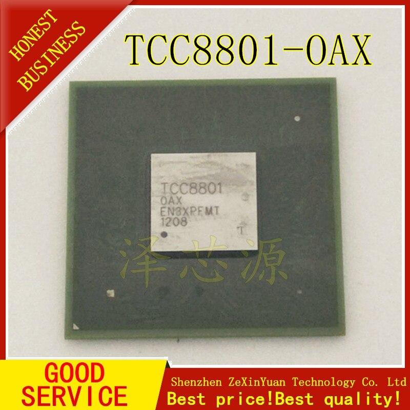 5PCS TCC8801 OAX TCC8801 BGA