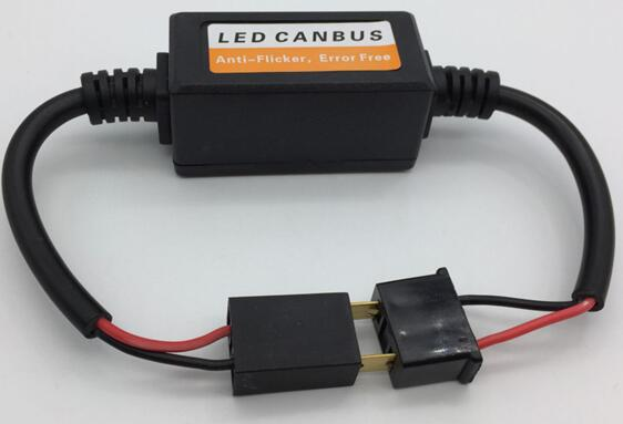 Canbus H15 H13 9004 9007 Led Decoder Error Free Emc Resistor Canbus Harness Adaptor For Led Headlight H1 Hb3 Hb4 H4 H7 H11 H8 Car Headlight Bulbs Led Aliexpress