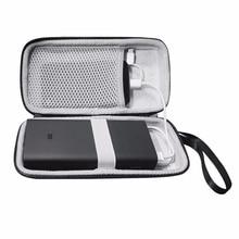 New EVA Hard Cover Case for Xiaomi Power bank 3 20000 20000mAh Pro Cover Portable External Battery Phone PowerBank Bags
