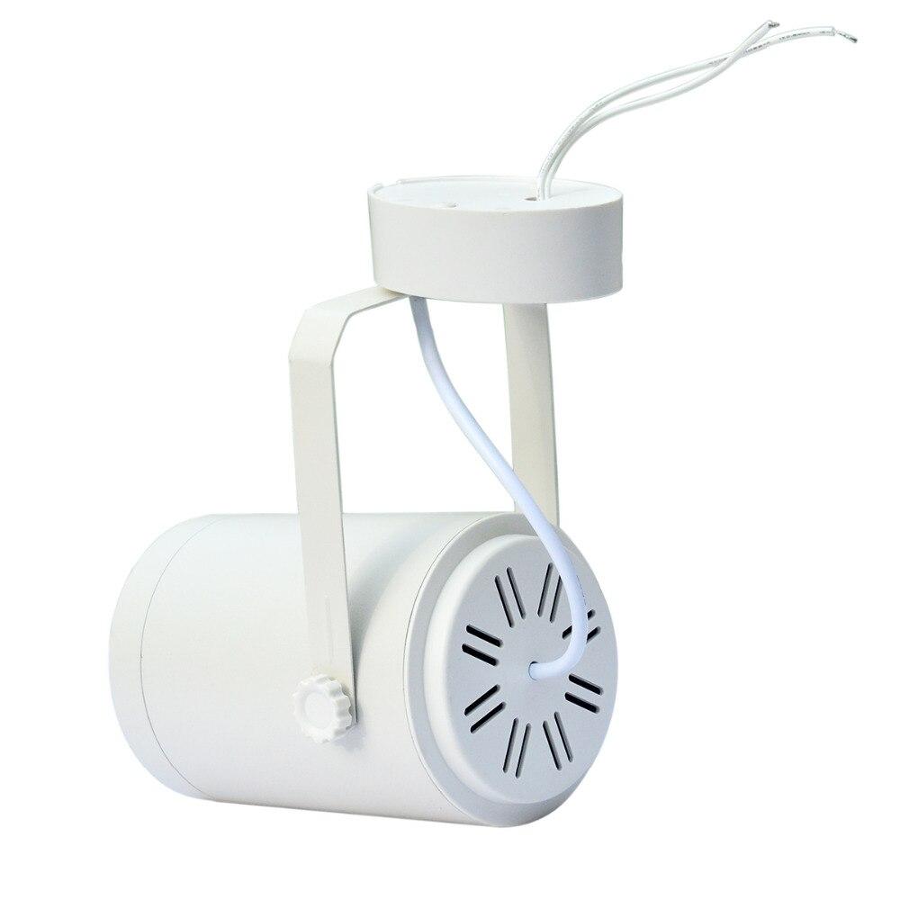 Kommerzielle Beleuchtung LED Schienenlicht 12 Watt Schiene Aluminium ...