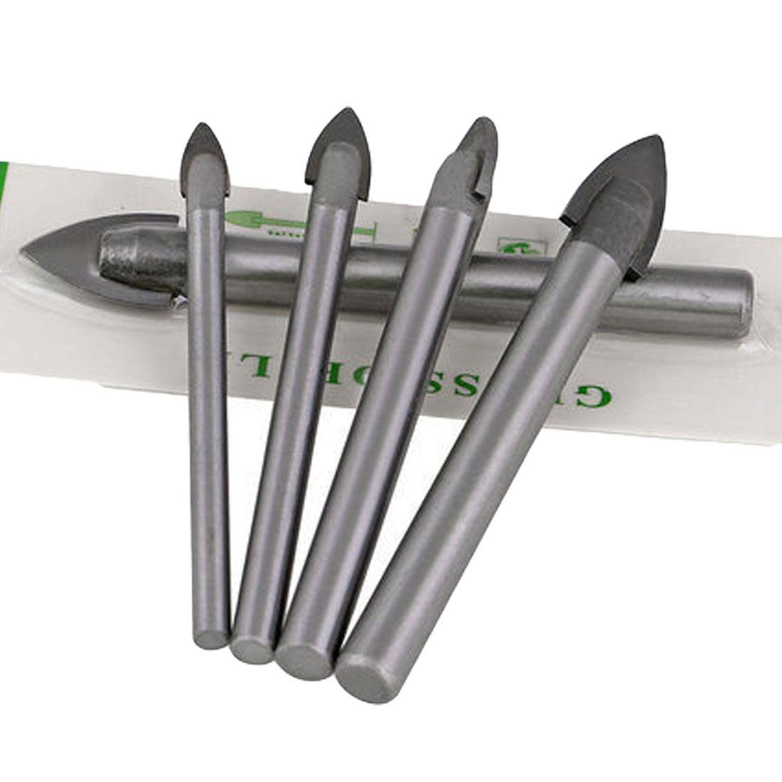 цена на Drill Bit 3/4/5/6/8/10/12mm Carbide Tip 1pc Drill Bit Cut Tool Professional Ceramic/ Tile /Marble/ Mirror Glass