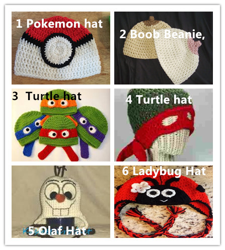 Pokemon Bulbasaur Hat - Free Crochet Pattern | 497x447