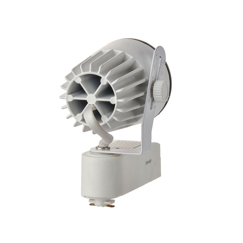 Free Shipping AC85-265V 15W LED Track Lights Showcase Spot light Track Lighing Warranty 3 Years CE RoHS 20PCs a Lot