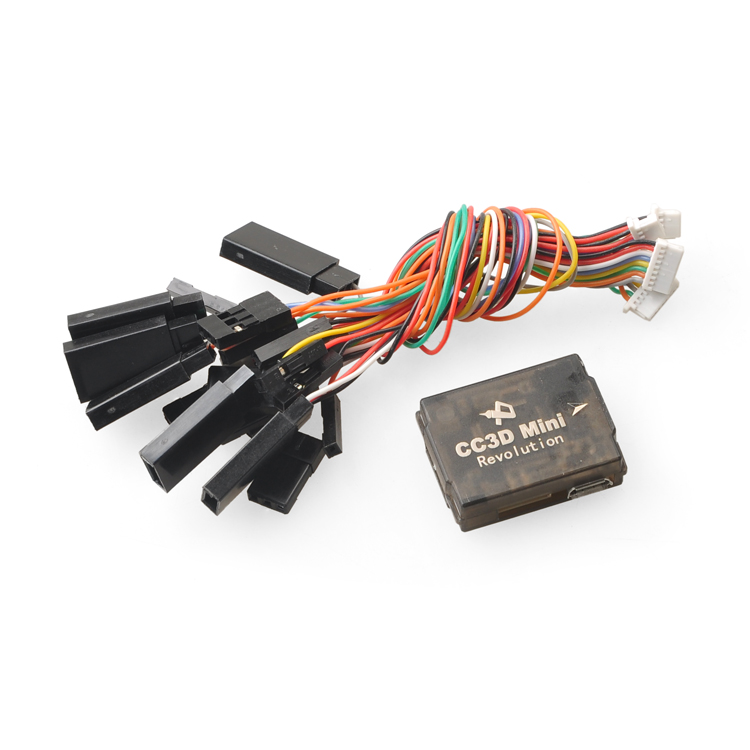 Mini Openpilot CC3D révolution contrôleur de vol pour bricolage FPV course Drone Nano Mini RC Multicopter quadrirotor 210 250 330 F17008