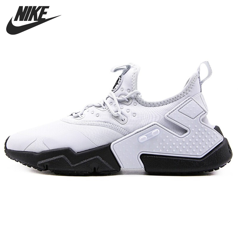 watch 5254f db9a5 US $126.0 30% OFF Original New Arrival 2019 NIKE AIR HUARACHE DRIFT Men's  Running Shoes Sneakers-in Running Shoes from Sports & Entertainment on ...