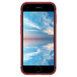 SOYES 7S 2G Smartphone 2.54 Inch 5MP MTK6580 Quad Core 1.3GHz 1GB+8GB Android 6.0 Mobile Phone Dual Cameras Wifi Pocket Phone