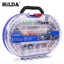 HILDA 276PCS Rotary Bit Set Per Dremel Utensile Rotante Accessori per la Macinazione Lucidatura Kit di Strumenti di Taglio Abrasivo