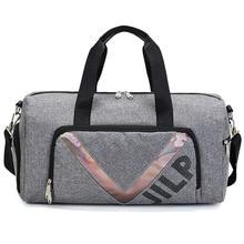 waterproof Travel Bag Large Capacity Men Hand Luggage Duffle Bags Nylon Weekend Women Multifunctional big