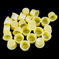 18mm Tattoo Ink Cup Tattoo Cup for Complete Tattoo kit Tattoo Machine Needle Supply 200PCS/Bag