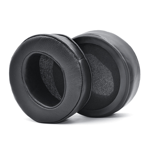 Image 3 - Angle Genuine Leather Ear Pads Cushion earpad  for Sony MDR Z7 Z7M2 / Fostex TH600 TH900 Headphones