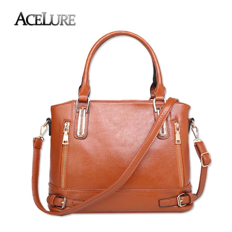 ACELURE 2017 Brand Fashion Pu Leather Women Handbags ...