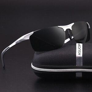 New polarized men's sunglasses
