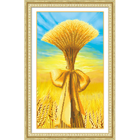 DIY Diamond Painting Scenery Cross Stitch Barley Picture For Diamond Embroidery Diy Diamond Mosaic Flowers Furniture