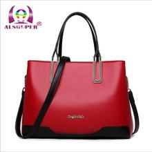 Neue Frauen Tasche Luxus Leder Handtaschen Frauen Berühmte Marken Designer-handtasche Hohe Qualität Marke Weibliche Umhängetaschen