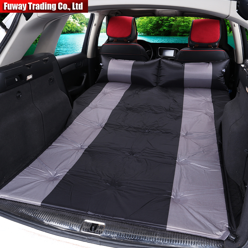 Air Mattress As Car Cover