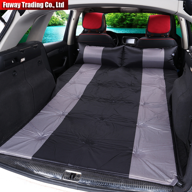 Automatic Inflatable Suv Combination Car Back Seat Cover Car Air
