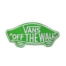 С стены вышитые патч Железный пришить Логотип Скейтборд Санта Круз
