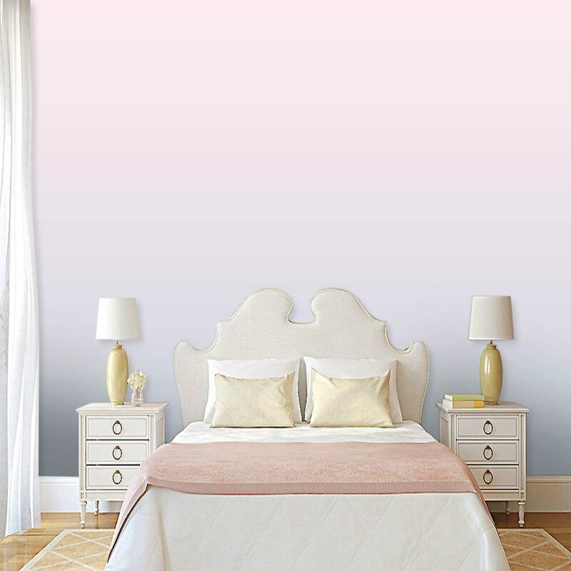 Modern Simple Plain Wallpaper Backdrop Bedroom Living Room