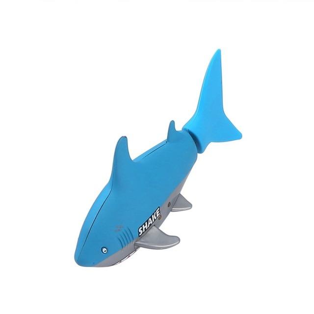 Mini Remote Control Shark