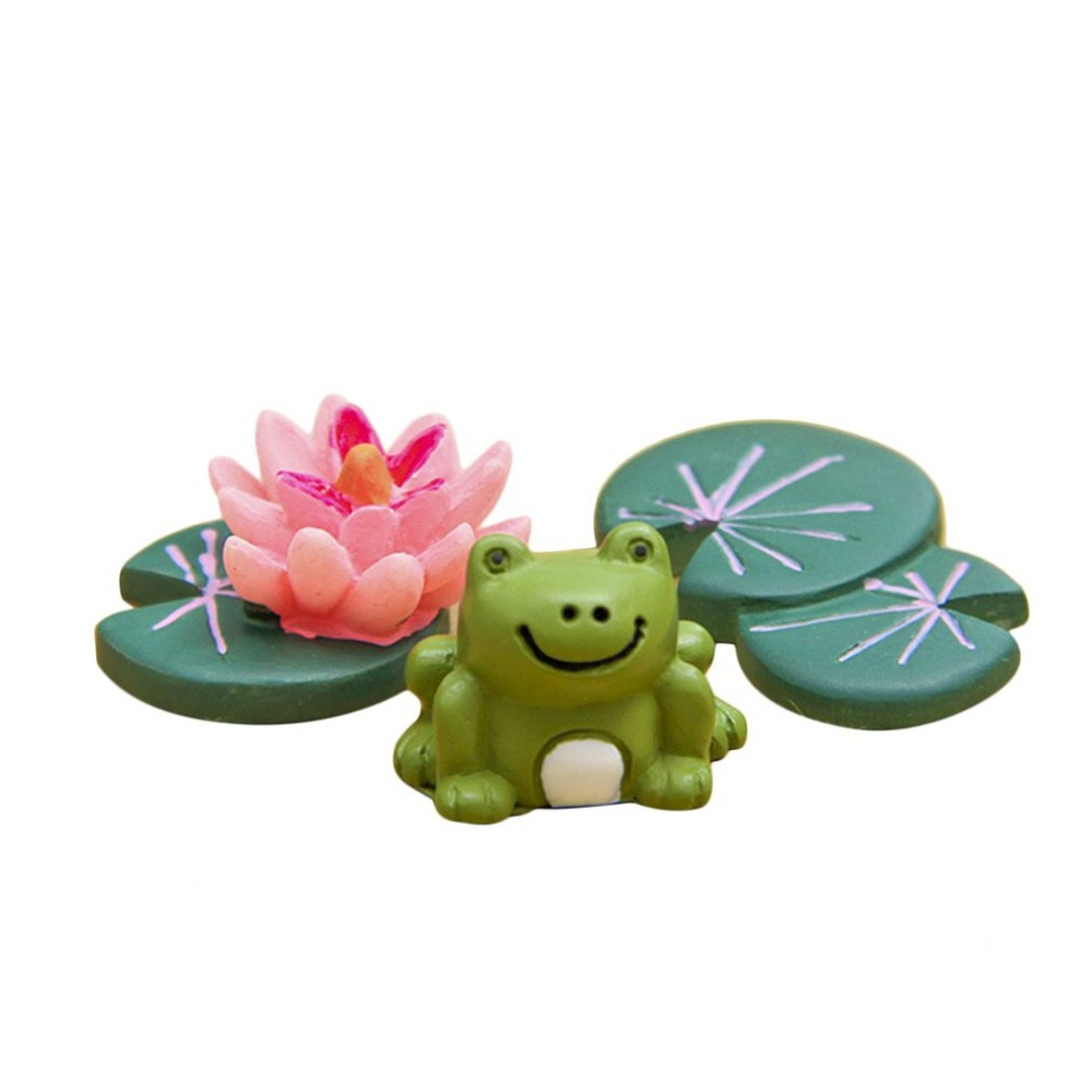 Online Whole Handmade Frog Garden Decoration From China