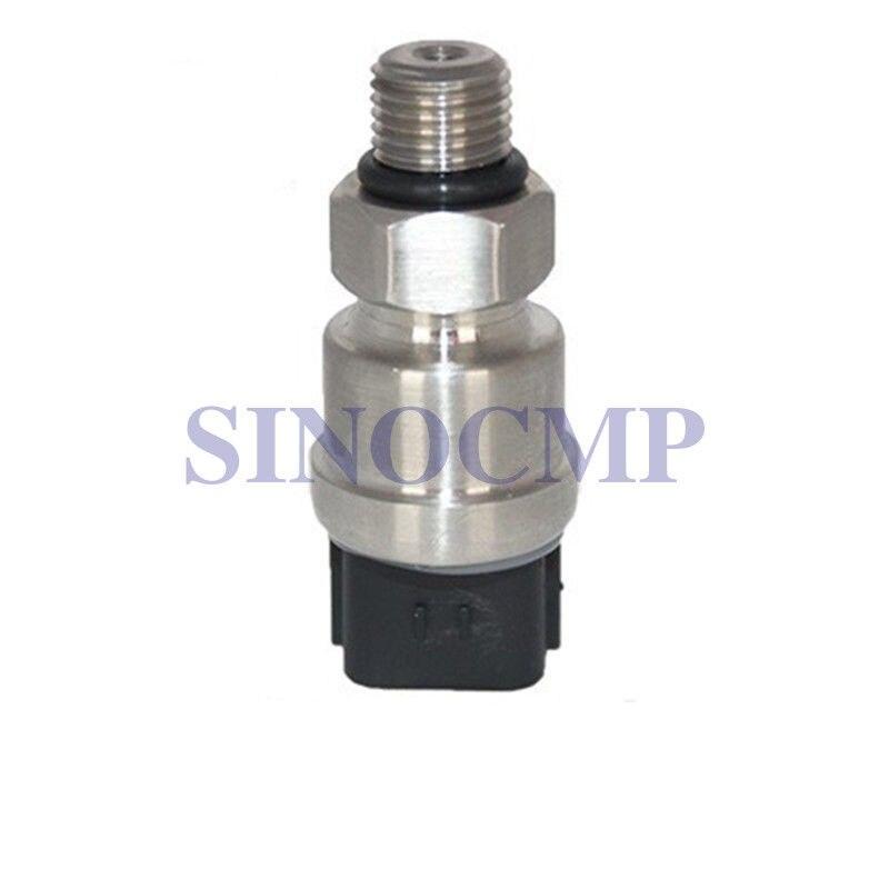 SH200 SH210 Pressure Sensor KM15-P02 for Sumitomo Excavator, 3 months warrantySH200 SH210 Pressure Sensor KM15-P02 for Sumitomo Excavator, 3 months warranty