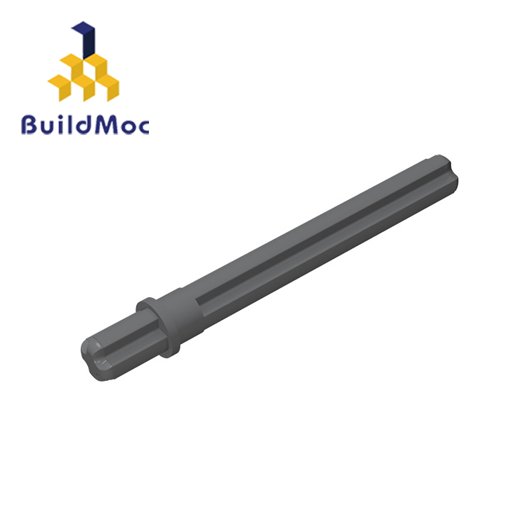 BuildMOC 59426 32209 1x5.5 Brick Technic Changeover Catch For Building Blocks Parts DIY Educational Creative Gift Toys
