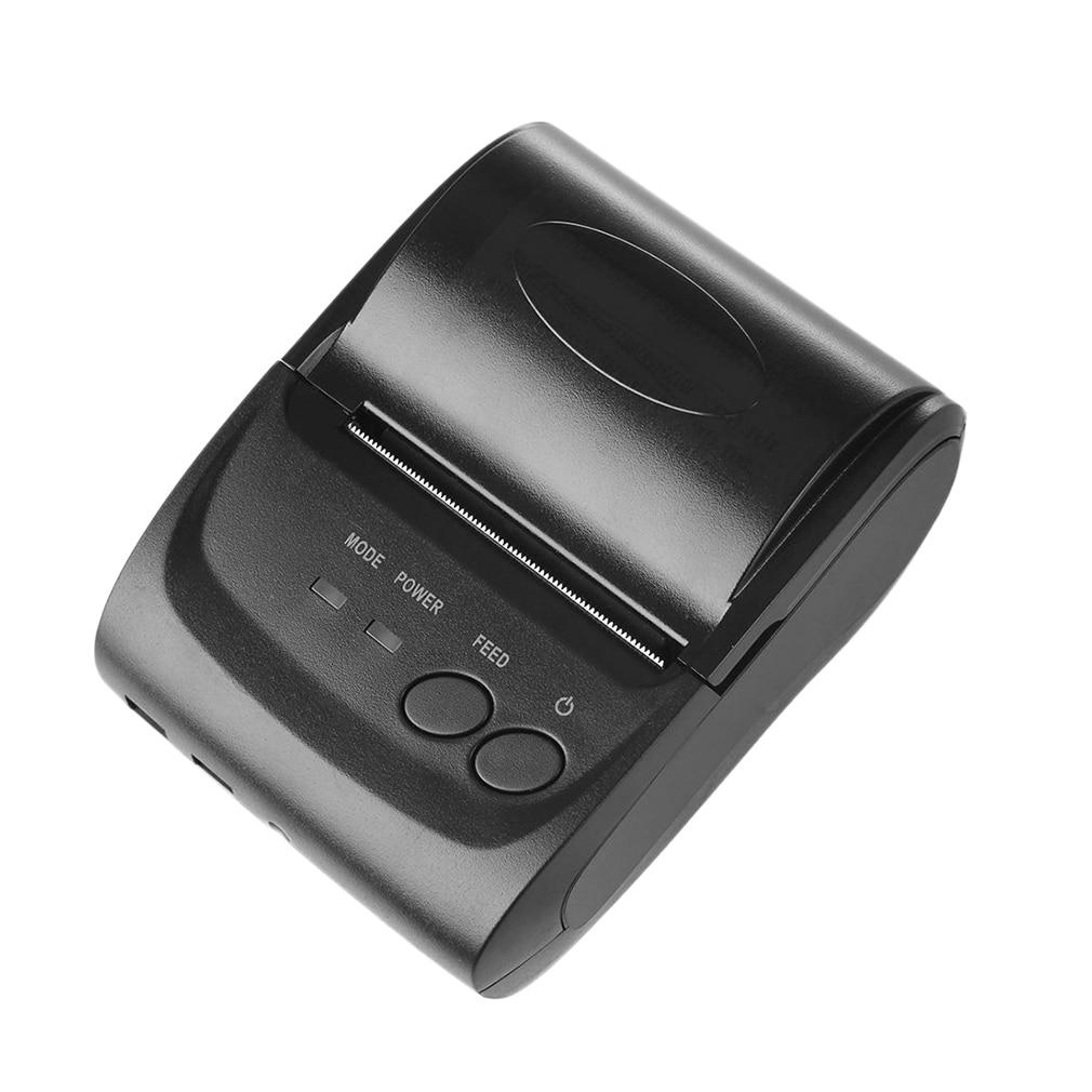 58mm Portable Bluetooth 4 0 Wireless font b Receipt b font Thermal font b Printer b