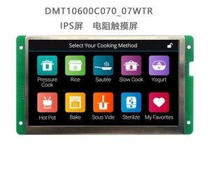 Image 3 - Dmt10600c070_07w 7 polegada dwin porta serial hd ips tela de toque rtc leitor de música...