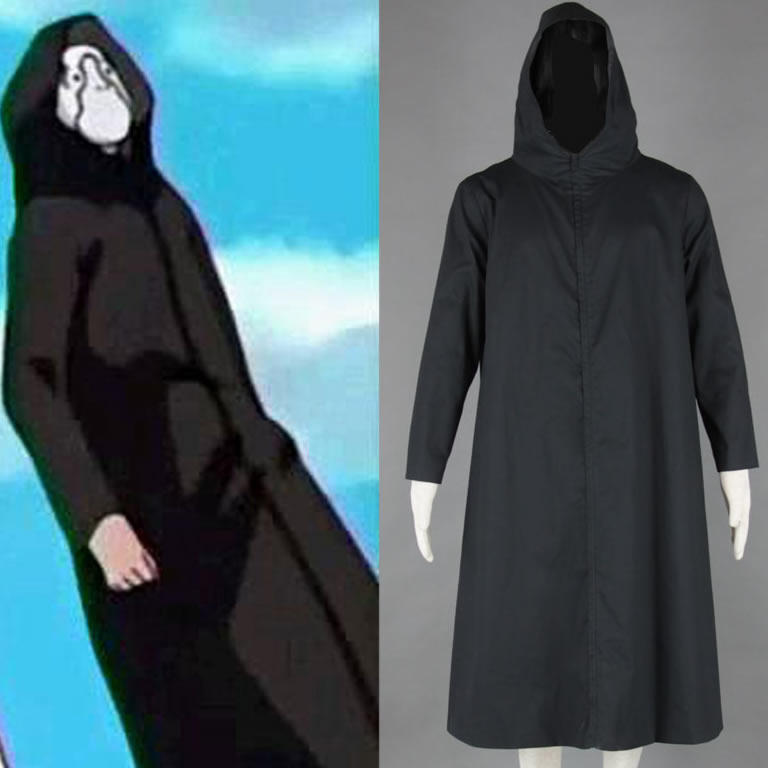 Residência do Chefe da Aldeia Naruto-Kakashi-Robe-Anbu-font-b-Black-b-font-font-b-Cloak-b-font-Cosplay-Costume