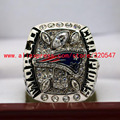 Solid 2016 2017 New England Patriots NFL LI Super Bowl Championship Ring 7-15Size Copper Ring Best Gift Ship Today