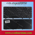 Russian Laptop keyboard for HP 6720S 550 540 541 Notebook keyboard RU black