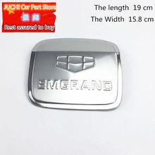 Tampa do tanque de combustível do carro vermelho com preto Emgrand7 Emgrand7-RV Geely Emgrand EC7 EC715 EC718 EC715-RV EC-HB EC7-RV hatchback