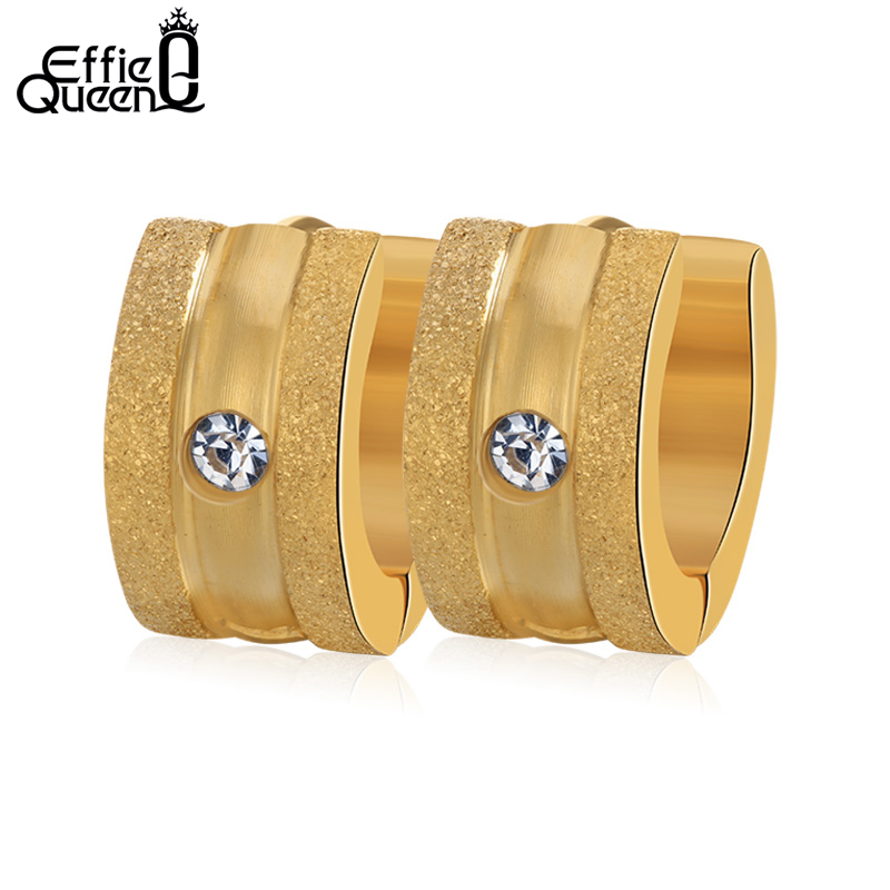 Серьги-кольца из Китая