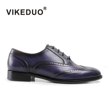 VIKEDUO apartment trendy women flat shoes business dress shoes