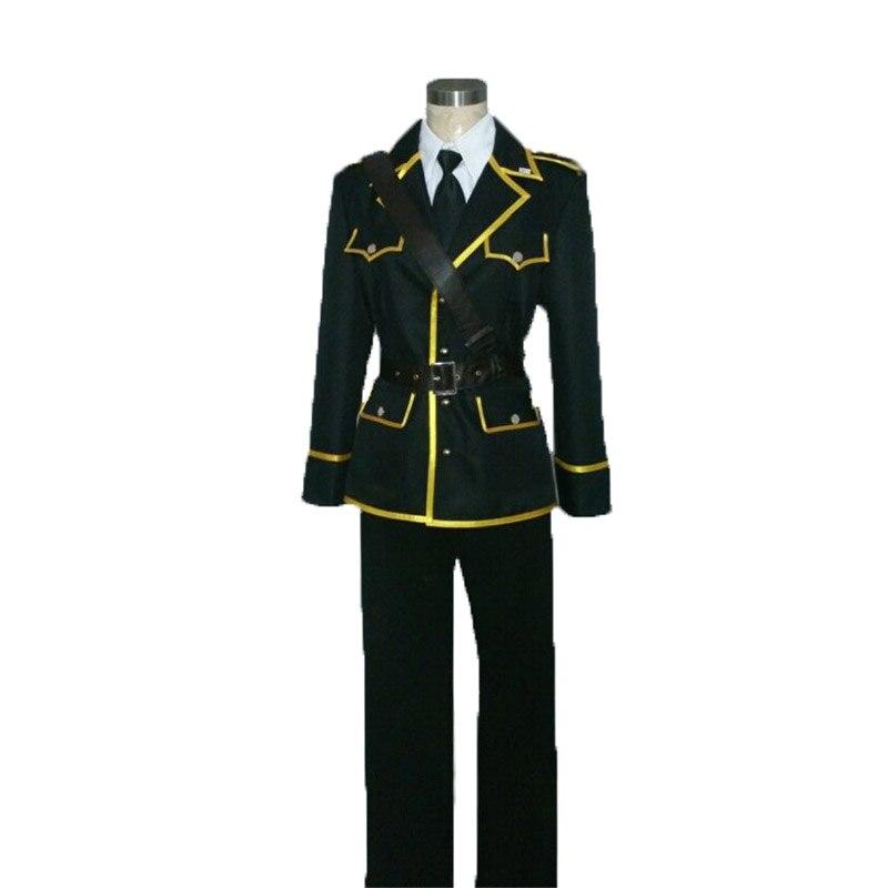 Touken Ranbu Cosplay Military Uniform Mikazuki Munechika Cosplay Costume