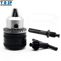 1PC X 16mm Sanou Keyed Drill Chuck 1 2 20UNF For Electric Drills Power Tools Accessories