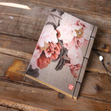 Retro Notepad Handmade Line Sketch Graffiti Antique Sketchbook Note Diary Learning Office Supplies(China)