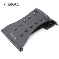 Neck Massage Cervical Traction Pain Relief Accupressure Magic Stretcher Fitness Equipment Stretch Relax