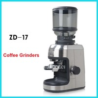 ZD 17Professional Commercial Household Conical Burr Coffee Grinder High Quality Electric Coffee Machine Advanced Grinding System