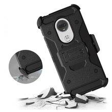 For Motorola Moto G7 Power/G7 Supra XT1955/G7 Play Armor Case Belt Clip Holster Shockproof Cover LG G8 ThinQ/LG V50/LG K40