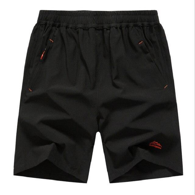Men Plus Size Beach Shorts Big Size Board Shorts Men Swimming Shorts Quick Drying Surfing&Beach Short Sport Pants Running Pants 1
