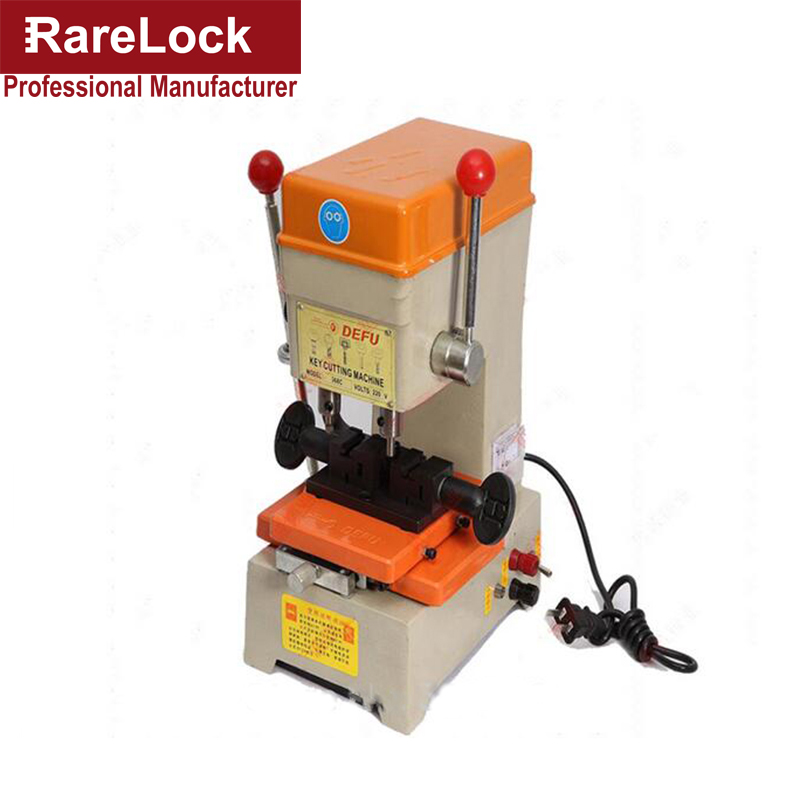 Rarelock 368C Car Door Key Cutting Copy Machine Professional Duplicated Locksmith Supplies Tools