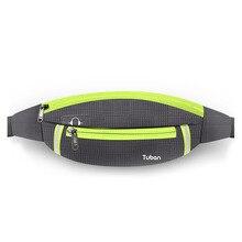 Waist-Bag Money-Purse Cycling Running Mobile-Phone-Holder Fitness Outdoor Waterproof