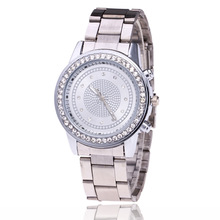 Women Watches Montre Homme New Famous Brand Full Steel Dress Wristwatch Crystal Rhinestone Casual Quartz Watch Relogio Feminino стоимость