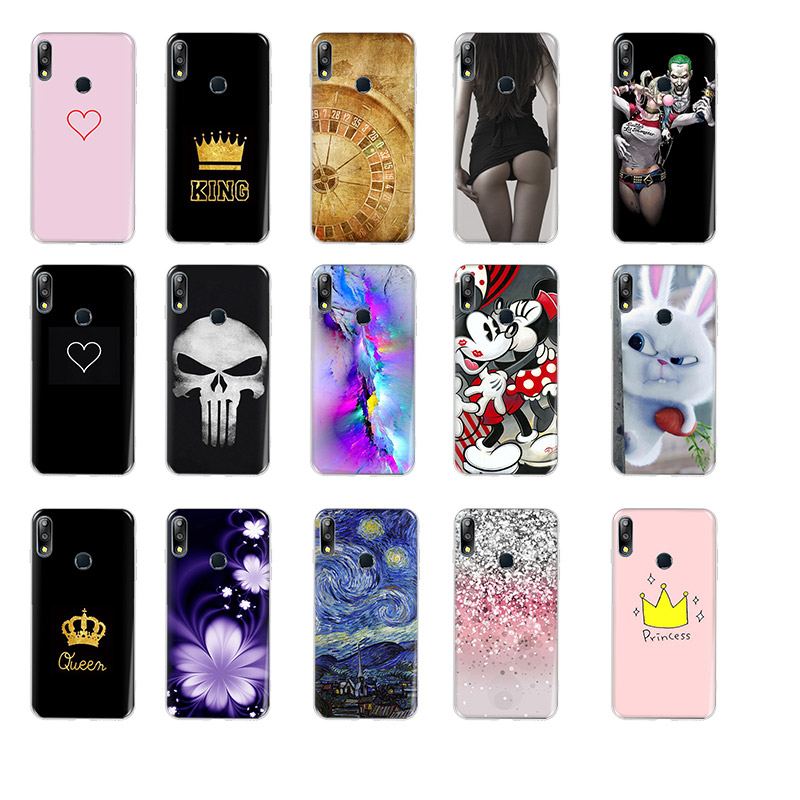 Cover For Asus Zenfone Max Pro M2 ZB631KL Case 6 26 cool