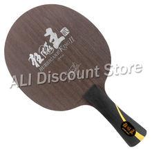 ДМСО ураган Кинга (5 полный древесины) с++ Shakehand настольный теннис лезвия для пинг-понг ракетки