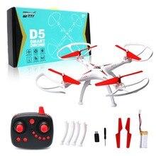 RC Drone Quadcopter Chuyên Nghiệp Không Syma X5C Điều Khiển từ xa Quadcopter RC Trực Thăng 2.4G 4CH 6 Trục DWI Dowellin D5